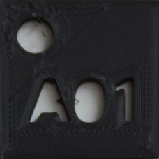 01: ABS Black