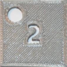 02: PLA Silver