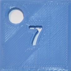 07: PLA Blue