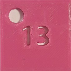 13: PLA Pink