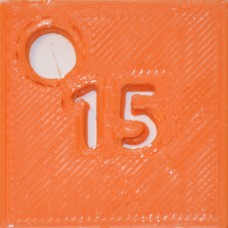 15: PLA Orange