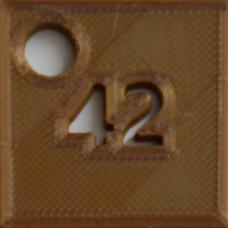 42: SILK Bronze