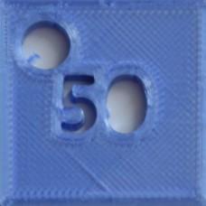 50: SILK Ocean Blue