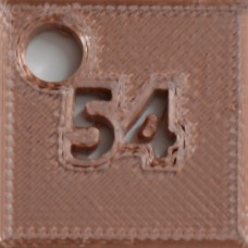 54: SILK Dark Copper