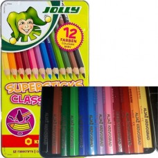 Jolly 12 SuperSticks Classics + Engraving